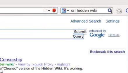 entrar a la deep web