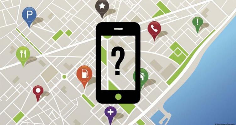 Localizar un teléfono móvil