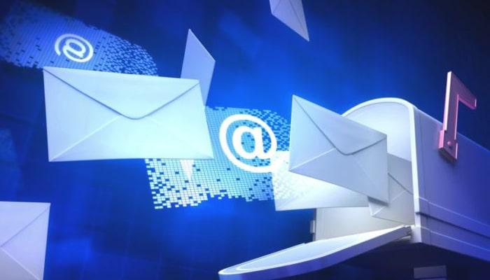 sacar información de un correo