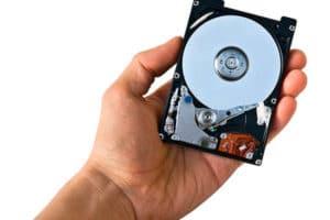 recuperar los datos de un disco duro