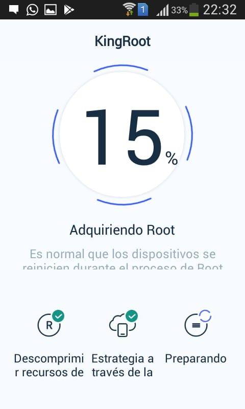 ser usuario root